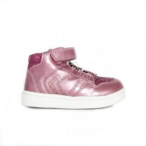 Sneaker mid rosa Geox
