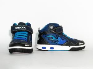 Sneaker mid navy/blu Geox