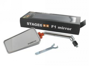 S6-SSP630-2L/CR SPECCHIO STAGE6  F1 SINISTRO CROMATO 8 MM