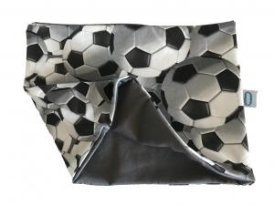 Paracollo modello 'double face' in cotone calcio