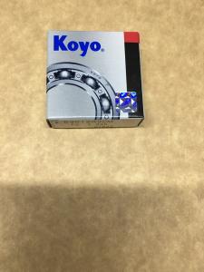 CUSCINETTO KOYO 6301/2RS1 SCHERMATO IN GOMMA D.12-37-12  MS120370120DDK