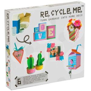 Decorazione casa Set Gioco Ecologico per Bambina Re-Cycle-Me