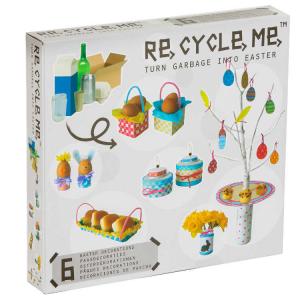 Addobbi per Pasqua Set Gioco Ecologico per Bambina Re-Cycle-Me