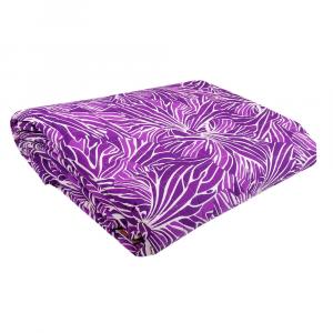 Missoni Home quilt single bed MIMI' v.491 purple