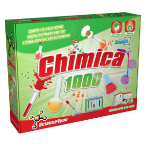 Chimica 1000 Science4you