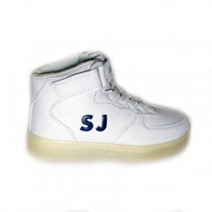 Sneaker alta bambino Super Jump