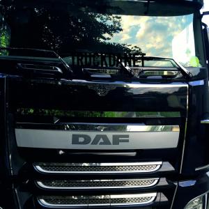 DAF Profili per mascherina superiore con decorazione 'XF'