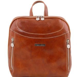 Tuscany Leather TL141557 Manila - Zaino in pelle Miele