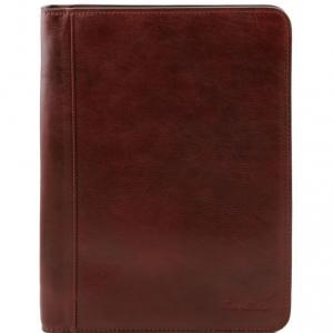 Tuscany Leather TL141294 Ottavio - Porte-document en cuir Marron