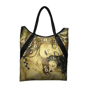 Merinda Art Line Shoulder Bag