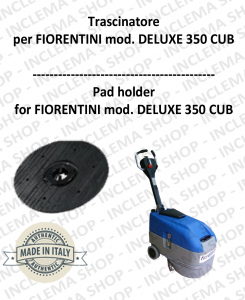 DELUXE 350 CUB trascinatore per lavapavimenti FIORENTINI
