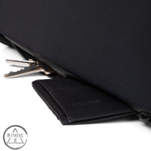 Salzen - Business Backpack - Nylon Storm Grey