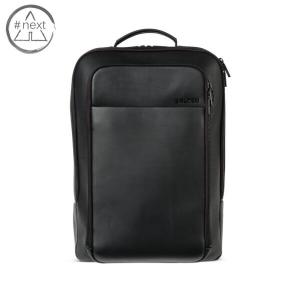 Salzen - Business Backpack - Leather Total Black