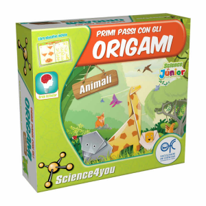 Primi Passi Con Gli Origami Animali Science4you