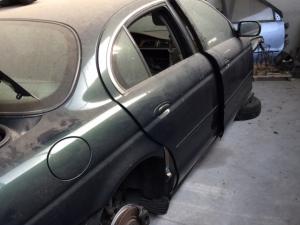 Ricambi usati  Jaguar X Type 1999
