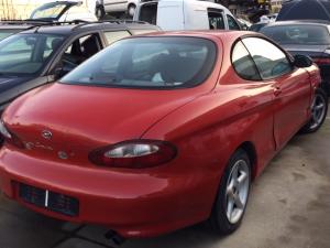 Ricambi usati per Hyundai Coupe dal 1996 al 2000