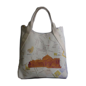 Borsa Linea Donna Turistica e Map / Metro Merinda