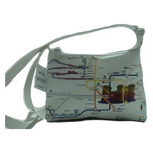Tracolla Donna Linea Turistica e Map/Metro