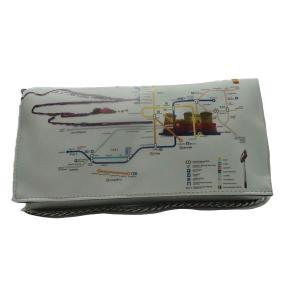 Pochette Linea Turistica e Map/Metro