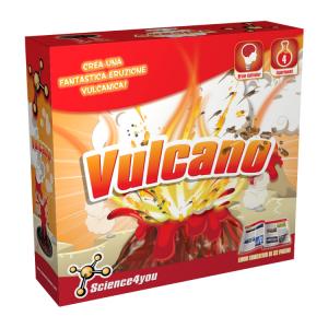 Vulcano Science4you Gioco per bambini