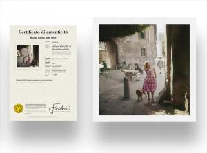 Navigli, Milano, scorcio, anni Cinquanta