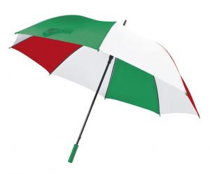 Ombrello Bandiera Italiana cm.127x127x96,5h