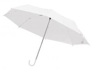 Ombrello Pieghevole Bianco da Sposa cm.97x97x60h