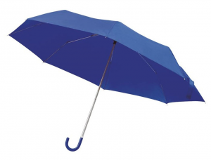Ombrello Pieghevole Blu cm.97x97x60h