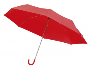 Ombrello Pieghevole Rosso cm.97x97x60h
