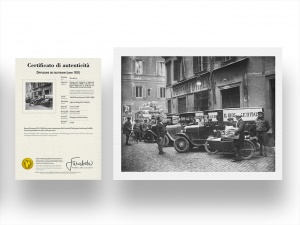 Diffusione quotidiani a Roma, 1931