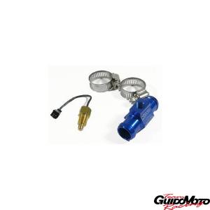 Adattatore e sensore temperatura acqua Koso, diam. 28 mm. KO-BG028B00