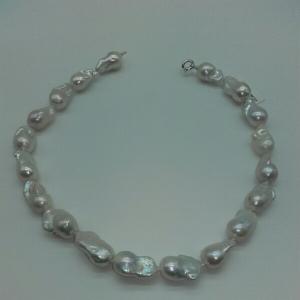 Collana donna di perle barocche, vendita on line | GIOIELLERIA BRUNI Imperia