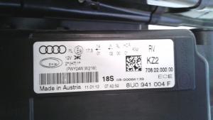 Proiettore ant. dx usato originale Audi Q3 serie dal 2011 al 2015