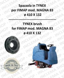 MAGNA 83 spazzola in TYNEX per lavapavimenti FIMAP
