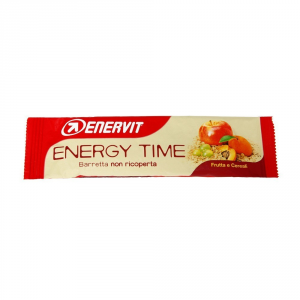 ENERVIT Bar Energy Time - Suplementos Fitness