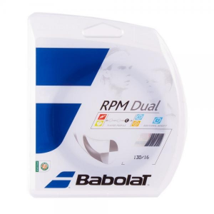 BABOLAT RPM Dual 125 Cord Equipment Tennis 241122-158