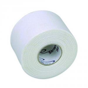 SIXTUS Benda Medica Strappal 2,5 cm bianco - Medicale calcio