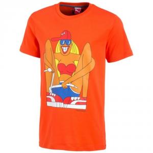 Puma T-shirt X Tee T-shirt M / M Clothing Casual 564153-016
