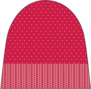Reusch Beanie sombrero de hombre Chiara sombreros de esquí esquí 4380018-375
