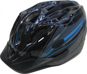 On Bike Helmet Bike Boy Yellow Black - Helmet Cycling