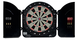 Bodyline Target Electronic With Cabin Target Darts