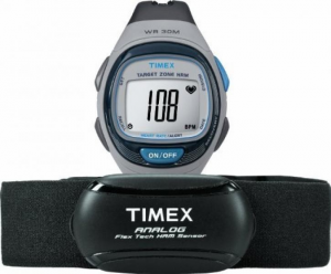 Timex Clock Man Personal Trainer Clocks Equipment Running T5k738