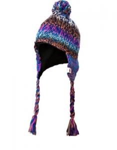 CHAMPION Sombrero Mujer Peruano Con Orejeras Sombreros Casual 803069-8783