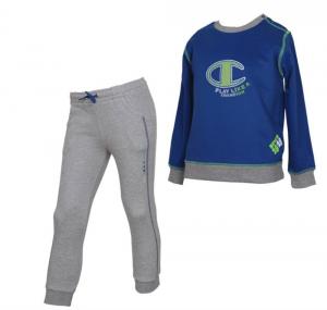 Champion Tracksuit Baby Infant Boy Crew Neck Tracksuit Cotton Child 501372-8714