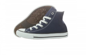 Converse All Star Shoe Child Converse All Star Hi Canvas Core Shoe Footwear Casual 3j233