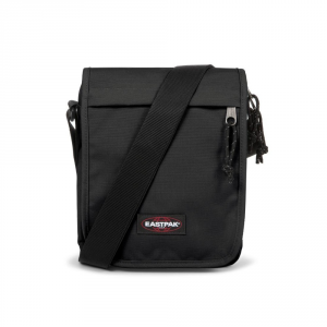 Eastpak Shoulder Bag Unisex Flex Black - Bags Casual