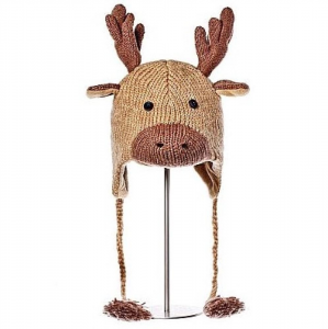 Knitwits Hat Woman Manny The Moose Hats Accessories Casual A1229