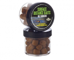 DYNAMITE BAITS Boilies Surface Distance Baits Brown Boilies Pesca DY240