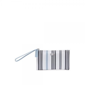 LACOSTE Stock Exchange Woman Striped Clutch Bag Vario Accessories Casual NF1292-662