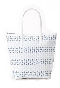 LACOSTE Tasche Frau Einkaufen Monogramm Kokos Taschen Zubehör Casual NF1268-660